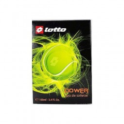 Woda toaletowa męska, power - Lotto, 100 ml