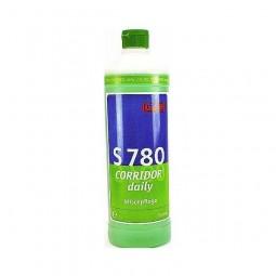 Antypoślizgowy płyn do mycia podłóg z kauczuku, lineleum, parkietu, s 780 - BUZIL, 1 litr