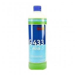 Płyn do mycia posadzek, kamienia, usuwa tłuszcz, g 433 - BUZIL, 1 litr