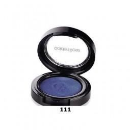 Perłowy cień do powiek, bardzo ciemny niebieski, nr 111 - Golden Rose, 2,5 g