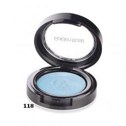 Perłowy cień do powiek, jasny niebieski, nr 1185 - Golden Rose, 2,5 g