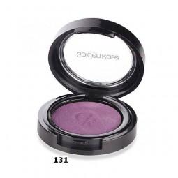 Perłowy cień do powiek, fioletowy jasny, nr 131 - Golden Rose, 2,5 g
