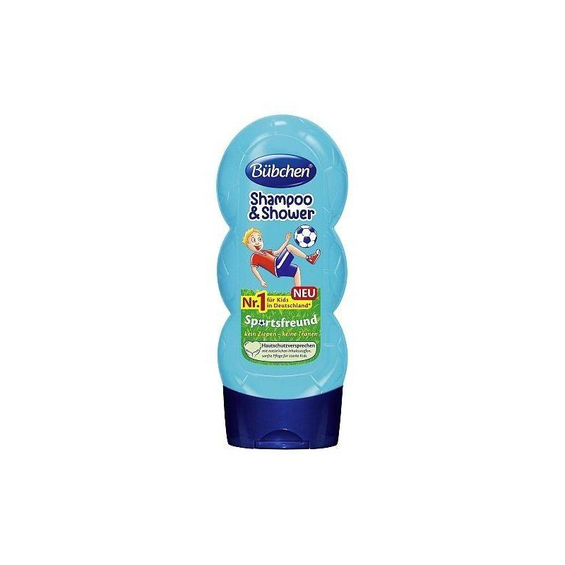 Szampon do mycia włosów dziecięcych, extra łagodny, niemiecki - Penaten Baby, 400 ml.