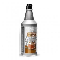 Płyn do mycia posadzek, PCV, nanocząsteczki, Nano Protect Floral - Clinex, 1 litr