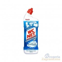 Wybielający żel do toalet - WC Net Candeggina Gel, 750 ml