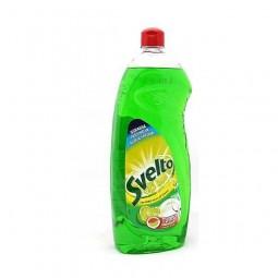 Włoski, oryginalny płyn do naczyń, naturalna cytryna - Svelto, 1 litr
