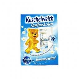 Zapachowe saszetki do szafy, sommerwind, coccolino -  KUSCHELWEICH, 1 op/3 szt