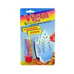 Sztyft do czyszczenia przypalonego żelazka - Vigor, 20 g.