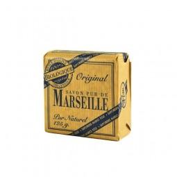 Naturalne mydło w kostce, marsylskie, savon Marseille - Fissi, 125 g