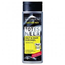 Żel pod prysznic i szampon do włosów, dla skóry wrażliwej, nawilżający, niemiecki - Salthouse, 250 ml
