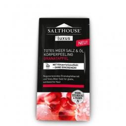 Peeling do ciała z minerałami, pestkami granatu, mineralny, luksusowy - Salthouse Theprapy, 35 ml.