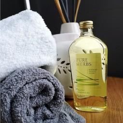 Ziołowy olejek do masażu ciała, rozmaryn, melisa, tymianek, Ada - Pure Herbs, 250 ml.