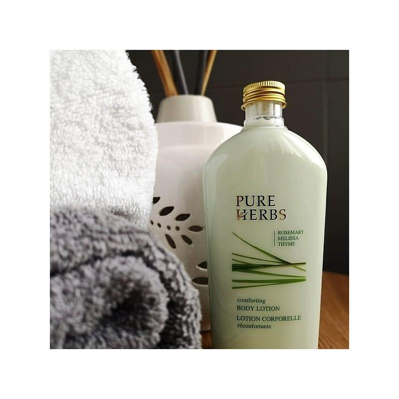 Naturals Body Lotion, balsam ziołowy do ciała, kosmetyk hotelowy - Pure Herbs, 250 ml. ml.