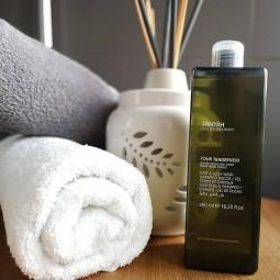 Szampon i żel pod prysznic w jednym, z pokrzywą, hair&body - Anyah, 480 ml