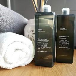 Anyah, komplet kosmetyków, hair&body, conditioner&shampoo, kosmetyki ekologiczne - Anyah, 2x480 ml