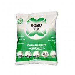 Proszek do czyszczenia i odświeżania dywanów, wykładzin, na sucho - Axor Kobo Plus, 420 g.