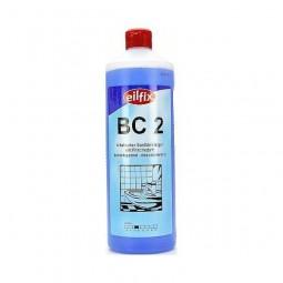 Doskonały płyn do mycia łazienek, koncentrat, bc2, sanitärreiniger alkalischer - Eilfix, 1 litr