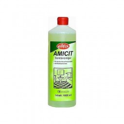 Płyn do mycia akryli, wanien, brodzików akrylowych, amicit - Eilfix, 1 litr