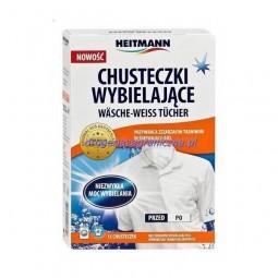 Chusteczki wybielające do prania białych rzeczy, wasche-tucher -Brauns-Heitmann, 15 szt