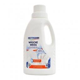 Wybielacz w płynie do białych rzeczy, wasche weiss - Brauns-Heitmann, 500 ml