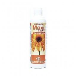 Mocny odświeżacz do łazienek, toalet, domu, kwiatowy, ambigen maxi - Sucitesa, 500 ml