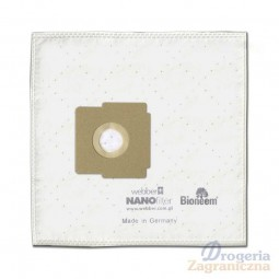 Worki do odkurzacza z mikro filtrem, Zelmer Z 321 - Webber Nano Filter (24)