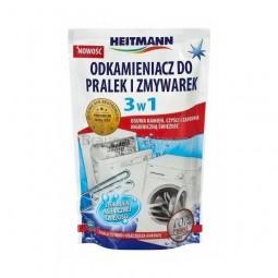 Odkamieniacz do pralek, zmywarek w proszku, 3w1 - Brauns heitmann, 175 g.