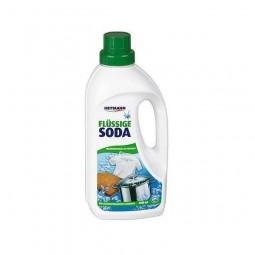 Soda w płynie, neutralizator zapachów, flussige - Brauns-Heitmann, 1 l.