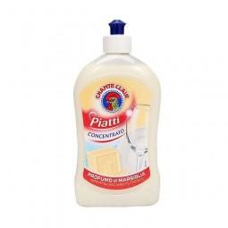 Płyn do mycia naczyń na bazie marsylskiego mydła, antyalergiczny, piatti - CHANTECLAIR, 500 ml