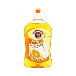 Płyn do mycia naczyń na bazie naturalnej pomarańczy, piatti, włoski - CHANTECLAIR, 500 ml.