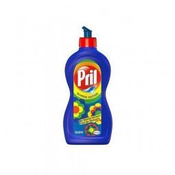 Płyn do mycia naczyń, koncentrat, włoski, zielona limonka - Spic&Span, 1l.