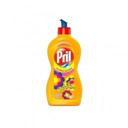 Płyn do naczyń, koncentrat, włoski, mięta i cytryna - Spic&Span, 1l.