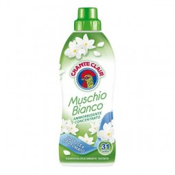Włoski płyn do płukania, muschio bianco, białe piżmo, koncentrat - Chanteclair, 750 ml.