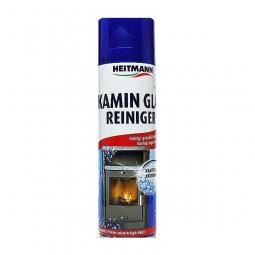 Pianka, spray do czyszczenia szyb kominkowych, niemiecka - Brauns Heitman, 500 ml.