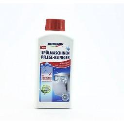 Środek do mycia i czyszczenia zmywarek w płynie, myje i pielęgnuje - Brauns-Heitmann, 250 ml.