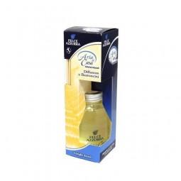 Olejek odświeżający z patyczkami, vaniglia, wanilia- FELCE AZZURRA, 200 ml + patyczki