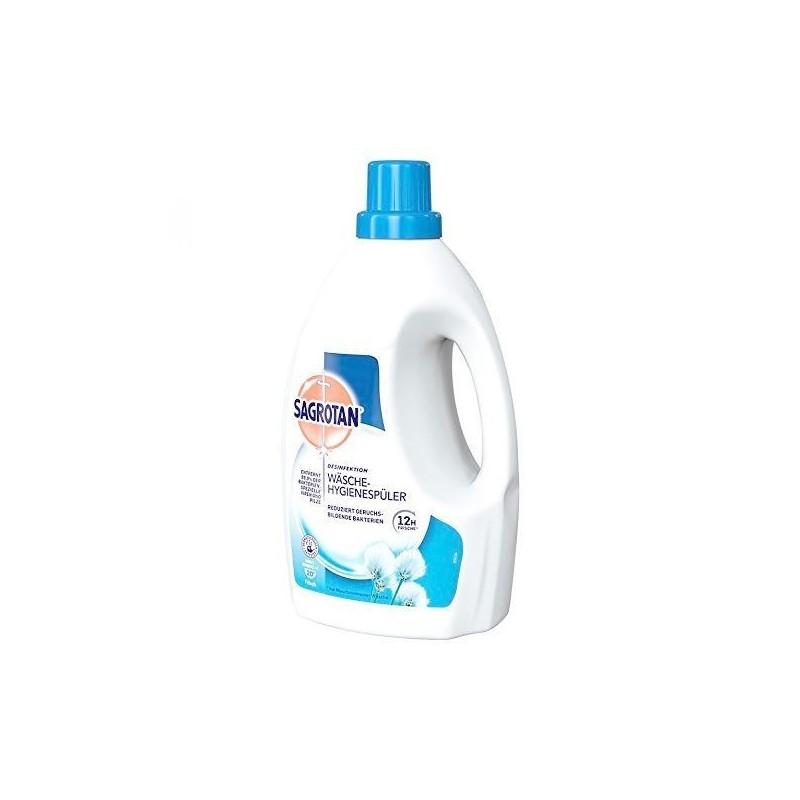 Antybakteryjny płyn do płukania i prania, wasche hygienespuler - Sagrotan, 1500 ml.