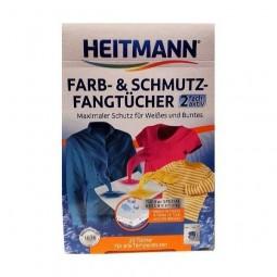 Chusteczki przeciw farbowaniu, wyłapujące kolor - Brauns Heitmann, 20 szt.