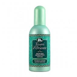 Perfumy włoskie, zielona cejlońska herbata, woda perfumowana - TESORI D'ORIENTE, 100 ml.