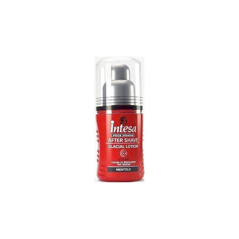 Chłodzący żel po goleniu, z mentolem, balsam po goleniu - INTESA, 100 ml