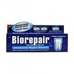 Pasta do zębów regenerująca szkliwo na noc, włoska jakość -  BIOREPAIR, 75 ml