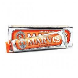 Smakowa pasta do zębów imbir z miętą, z fluorem - MARVIS, 75 ml