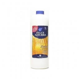 Mydło w płynie uzupełniające do dozownika, włoskie, dolce - Felce Azzurra, 750 ml