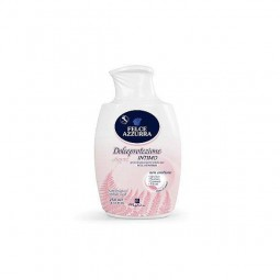 Delikatny płyn do higieny intymnej z ekstraktem z nagietka, intimo protettivo - FELCE AZZURRA, 200 ml.