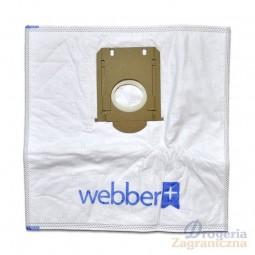 Syntetyczne worki do odkurzacza z filtrem, Philips - Webber (10)