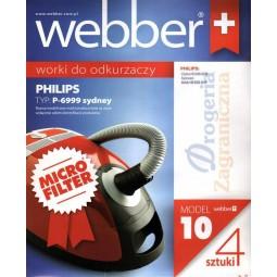 Papierowe worki do odkurzacza, Rowenta, Karcher, Hoover, Optimum - Webber (59)
