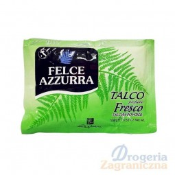 Talk do ciała, delikatny, fresco - Felce Azzurra, 100 g..