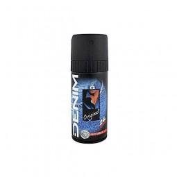 Włoski dezodorant męski, oryginal -Denim original, 150 ml.