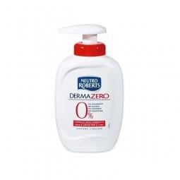 Mydło w płynie, hipoalergiczne, do rąk i twarzy, zero - Neutro Roberts, 300 ml