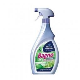 Spray do mycia łazienki z odkamieniaczem - Felce Azzurra Paglieri Casa, 750 ml